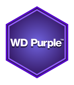 WD - Purple 2