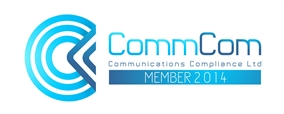 CommCom logo