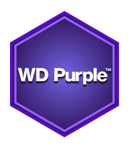 WD - Purple 2
