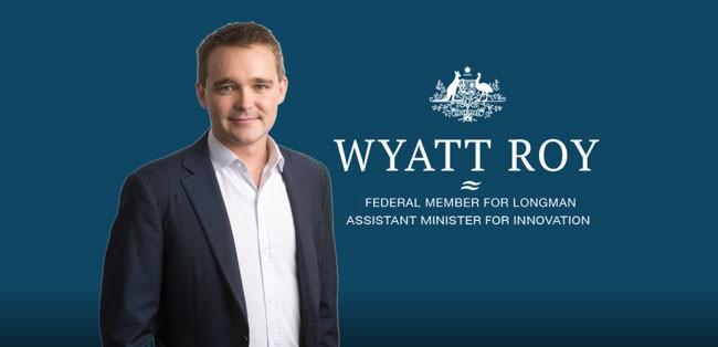 Wyatt Roy